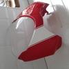 Ducati Monster headlamp cowl