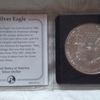 Franklin mint silver eagle