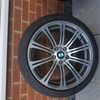 Genuine bmw 19inch rims and tyres