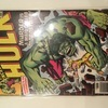 Hulk comic signed by stan lee