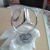 Mercedes bonnet emblem