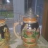 2 x beer Tankerds German