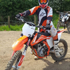 Ktm 250 sxf 2018 16 hours from new