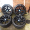 Bmw 20 inch m sport alloy wheels