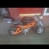 Racing mini moto blata b1
