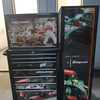 Snap On McLaren Tool Box with tools