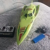 Rc speed boat with everything