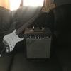 95 Fender Starcaster Strat