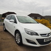 Vauxhall Astra Estate 2.0 cdt Elite