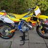 Suzuki rm250 Fully restored