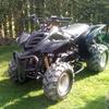 150cc auto quad