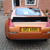 NOT FOR THE FAINT HEARTED.350Z