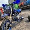 110cc Pitbike Trike