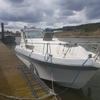 Cruiser 27 motor boat