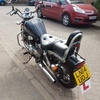 AJS DD 125cc custom very low miles