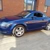 Audi tt 225bhp model 6 speed