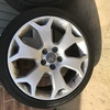 "Vectra Astra VXR 18"" snowflake rims"