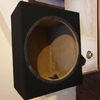 15in xl sub box in good solid cond