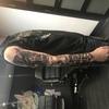 Professional award-winning tattooer