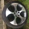 """18"""" Monza Vw wheels"""