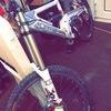 Orange 224 dh bike
