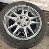 "15"" Dotz Alloys and tyres"