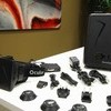 Oculus rift dk2 with case