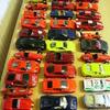 Model Ferrari Cars