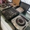 X2 Pioneer 800 mk2, mixer, speakers