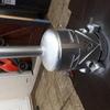 Vw gas bottle woodburner