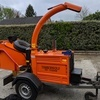 Timberwolf Chipper TW150DBH