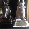 Large Latex Mould Horses Head