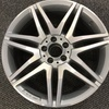 2 x GENUINE AMG 19 INCH ALLOYS