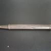 Silver army pencil
