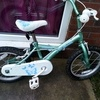 Girls bicycle 16 inch