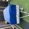 Sun camp trailer tent
