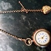 Vintage 9CT gold fob watch