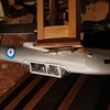 Chipmunk air plane