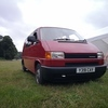Vw T4 800 special with awning