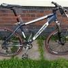 Mountain bike, cross country bike