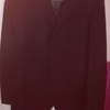 Gent`s black 2 piece suit will post