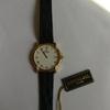 Raymond Weil 18ct gold watch 1980s