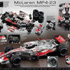 Build your own Maclaren F1
