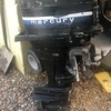 Mercury 20hp outboard Spares/repair