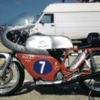 motorbike race Team NCR Ducati
