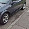 Vauxhall sri wheels