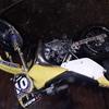 Big wheel rm85 2003