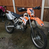 Ktm 200 2001 endruo  £1100