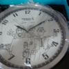 12 inch dial wall clock new in box