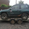 4x4 off roader project